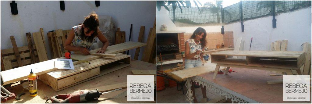 2. Fabricación de Mobiliario